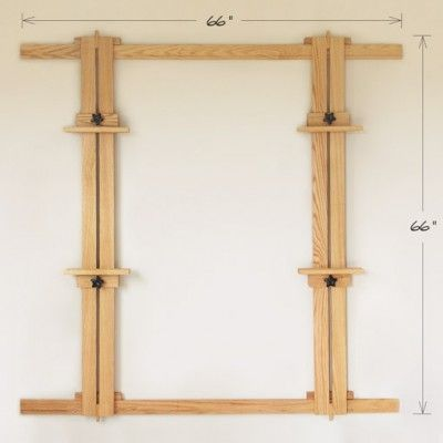 how to build an easel this old house