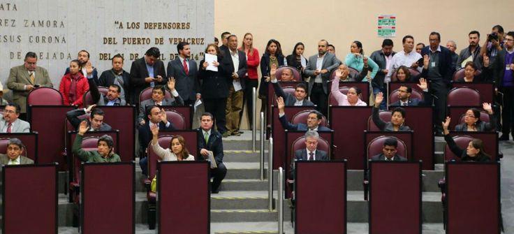 No aprueba el Congreso la restructuración de la deuda pública; a partir de mayo no habrá solvencia económica, advierte Yunes