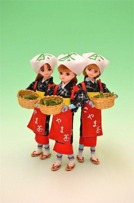 2016 0211(木 祝) ●茶摘みリカち??
