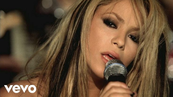 Shakira - Objection (Tango) - YouTube