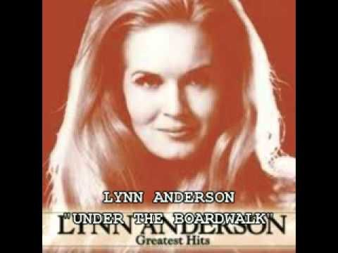 "LYNN ANDERSON - ""UNDER THE BOARDWALK"""