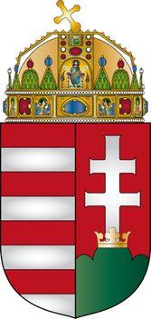 Hungary National Arms