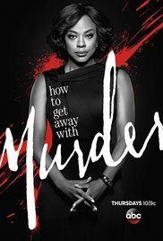 How to Get Away with Murder (2014) - A group of ambitious law students and their brilliant criminal defense professor become involved in a twisted murder plot that promises to change the course of their lives.