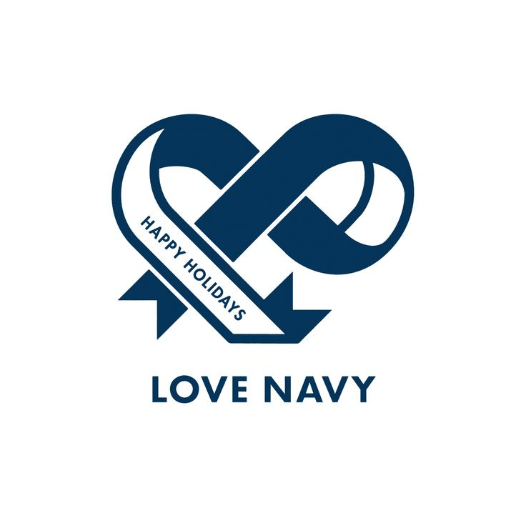 SHIPS 「LOVE NAVY」campaign LOGO
