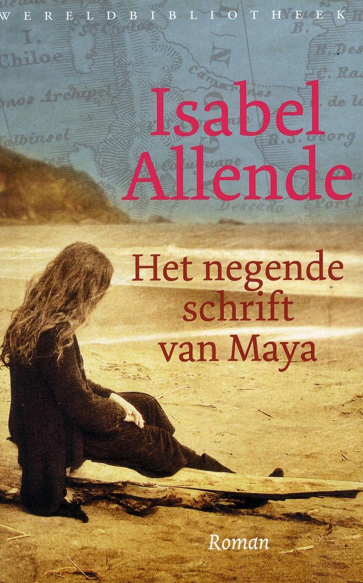 Isabel Allende - Het negende schrift van Maya