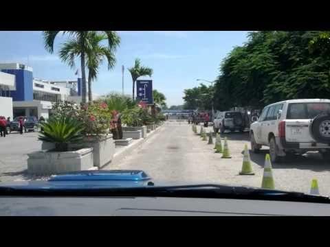 Port au Prince Haiti - Airport - Toussaint L'Ouverture Aeroport - YouTube