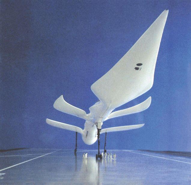 The Bulging, Twisty Future, As Imagined by Designer Luigi Colani