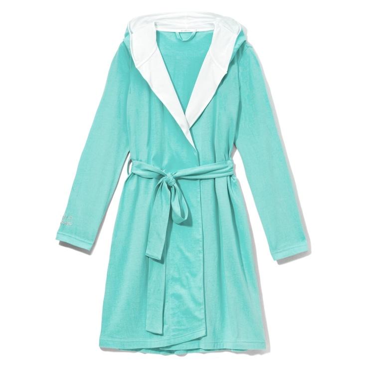 Krótki szlafrok. Short bathrobe.
