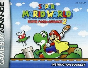 super mario world 2 advance