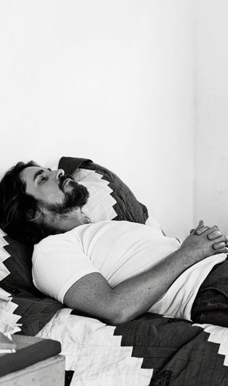 The gorgeousness that is Christian Bale