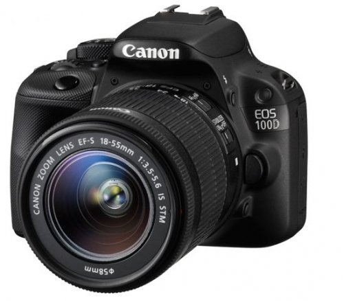 Canon EOS 100D + 18-55 IS STM