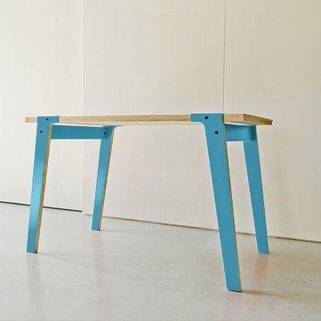 Medium Switch Table - Blue by rform | MONOQI