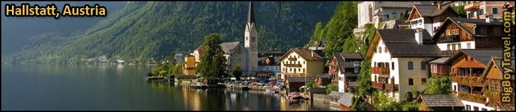 Hallstatt Austria - How to Get To by Bus Train Car things to do - Free Walking Tours Maps - Big Boy Travel