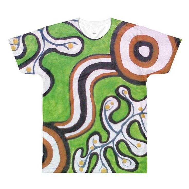 KUDGIDA EMK All-Over Printed T-Shirt