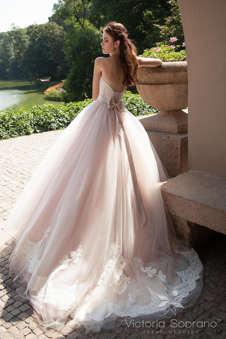 Best 25 robe princesse ideas only on pinterest robes de bal long nice wedding gown from victoria soprano presented in canada by natalia exclusif ombrellifo Images