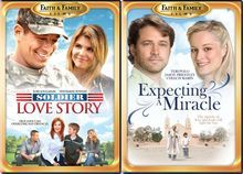 Soldier Love Story/Expecting a Miracle [2 Discs] [DVD]