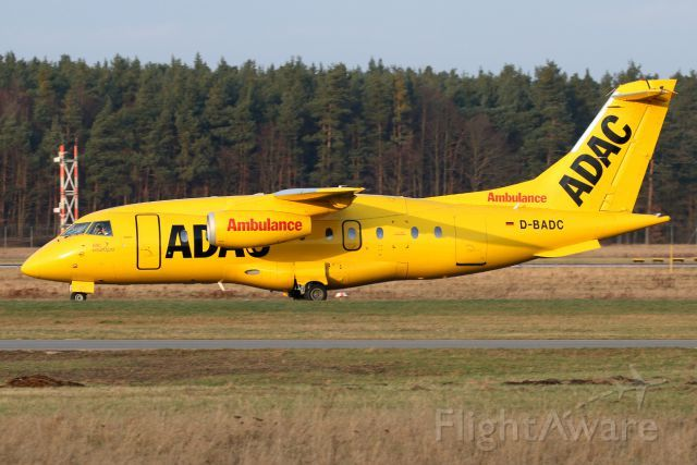 ADAC Air Ambulance Fairchild Dornier 328 (D-BADC)