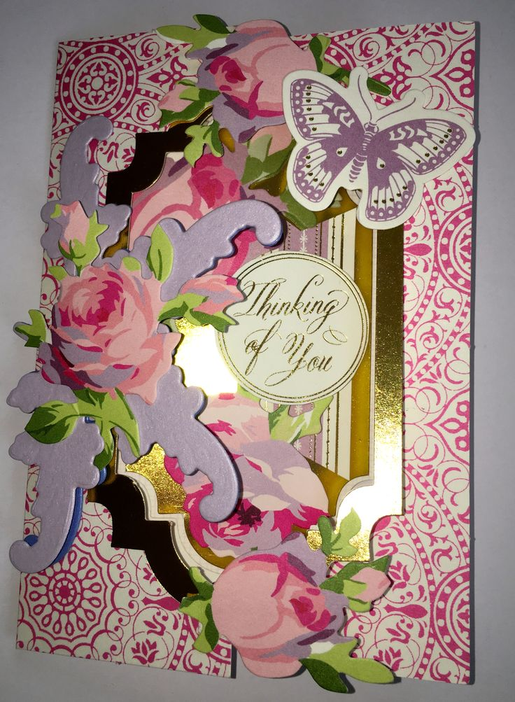 159 Best Images About Anna Griffin Flip Cards On Pinterest