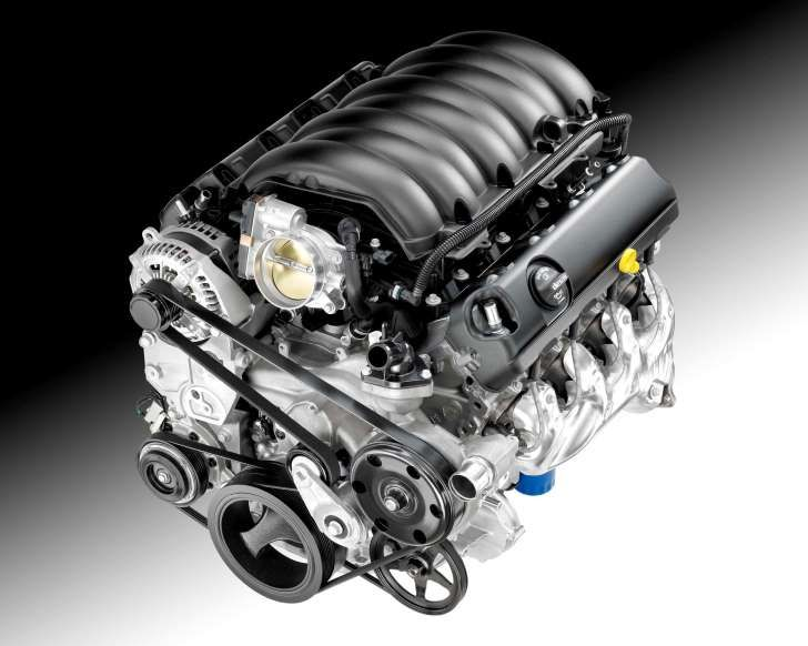 A Closer Look at the Chevy LT Engine