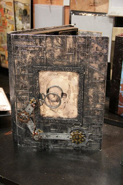 Tim Holtz CHA Summer 2013 - Day 1 | Flickr - Photo Sharing!
