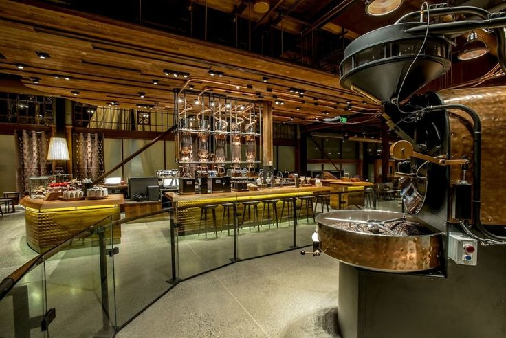 This is the Starbucks stores of all Starbucks stores. Located just nine blocks from the OG Starbucks store in Pike Place Market, this Reserve Roastery and Tasting Room is a bucket-list item for any true Starbucks lover.