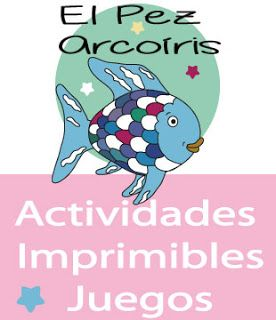 pez arcoiris, pez arcoiris cuento, pez arcoiris actividades, pez arcoiris imprimibles, pez arcoiris juegos, rainbow fish, rainbow fish book,rainbow fish activities, rainbow fish printables, rainbow fish games,