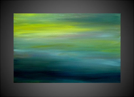 Large Original Abstract Canvas Contemporary/Modern by GPerillo