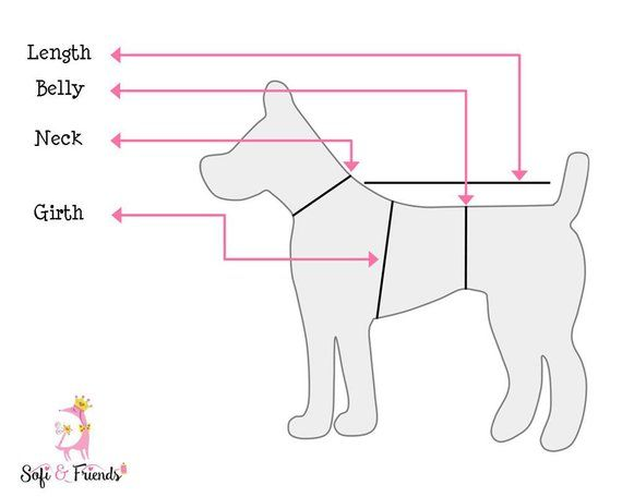 Dog Bathrobe And Towel Sewing Pattern 1665 Dog Cat Clothes