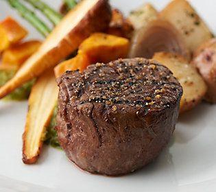 Kansas City Steak Company (8) 5-oz Filet Mignon Auto-Delivery