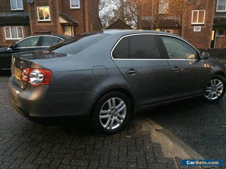 VW Jetta 2009 1.9 TDI DSG Gun Metal Grey #vwvolkswagen #jetta #forsale #unitedkingdom