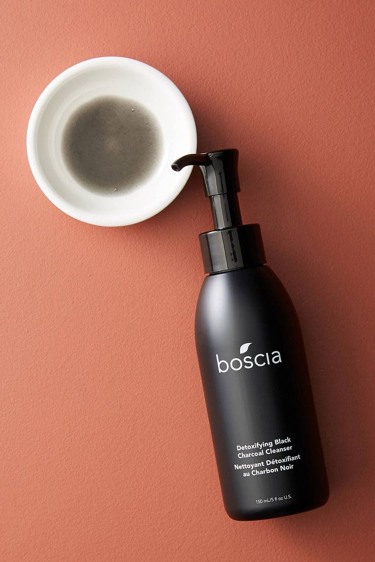 Boscia Detoxifying Black Charcoal Cleanser by boscia in Size: All, Bath & Body at Anthropologie