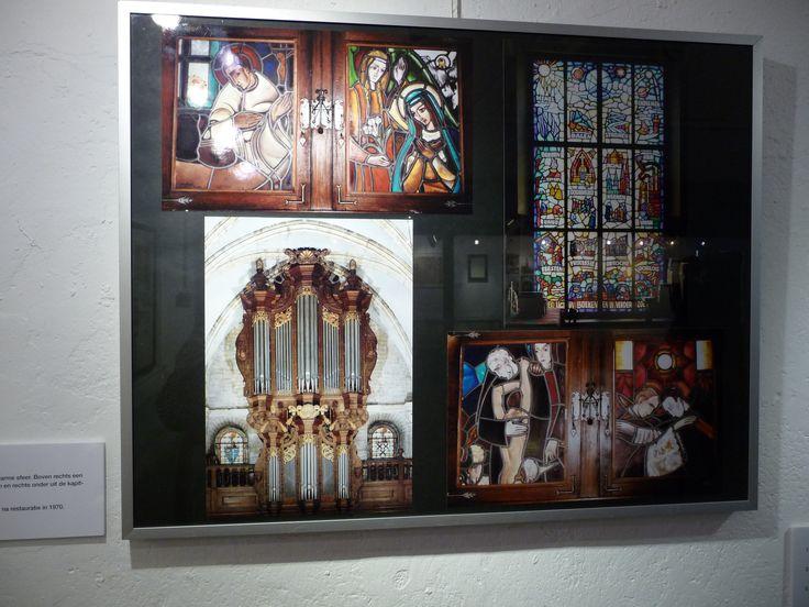 Veel fotomateriaal over de abdij van Postel.