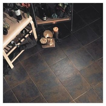 I have access to slate and would love to make my kitchen floor out of it. Love the Earthyness! Iron slate floor tile African Multicolor