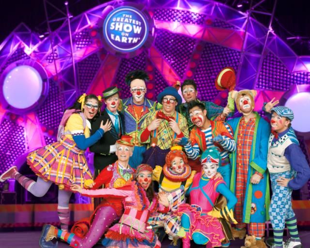 The Circus is Coming to Town!!! Get your tickets now! @RinglingBros #circus #ringlingbros