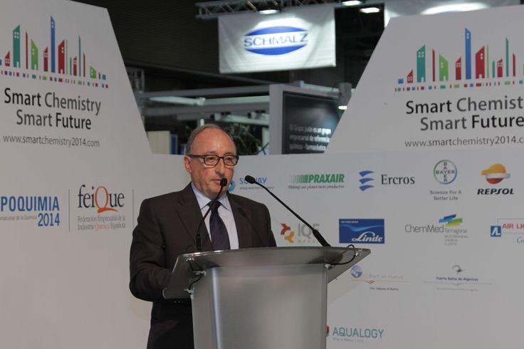 Jesús Loma, Presidente de ChemMed-Clúster Químico de Tarragona