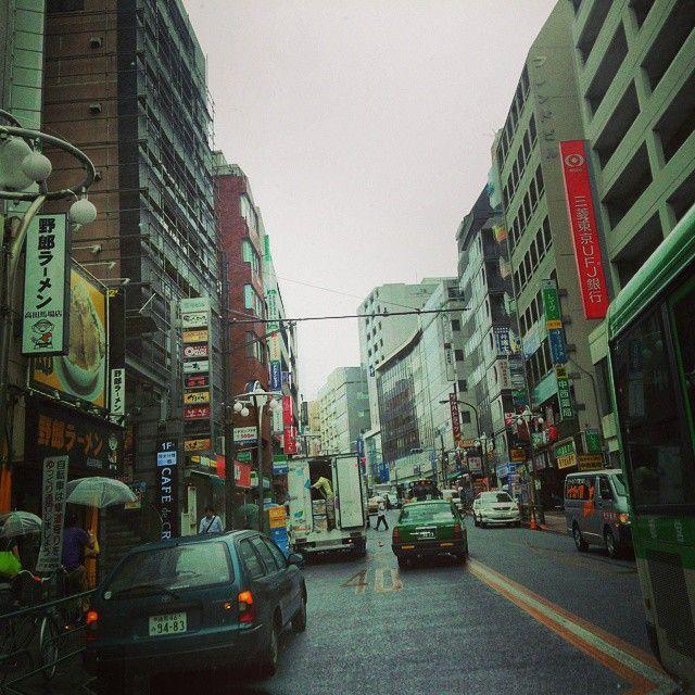 Takadanobaba Tokyo.