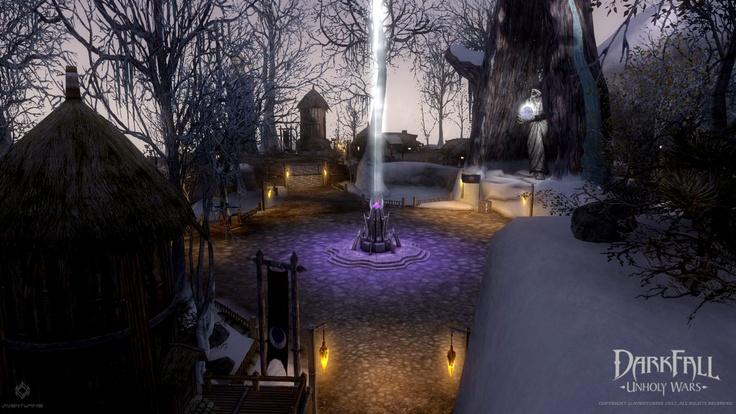 Darkfall Unholy Wars Agon