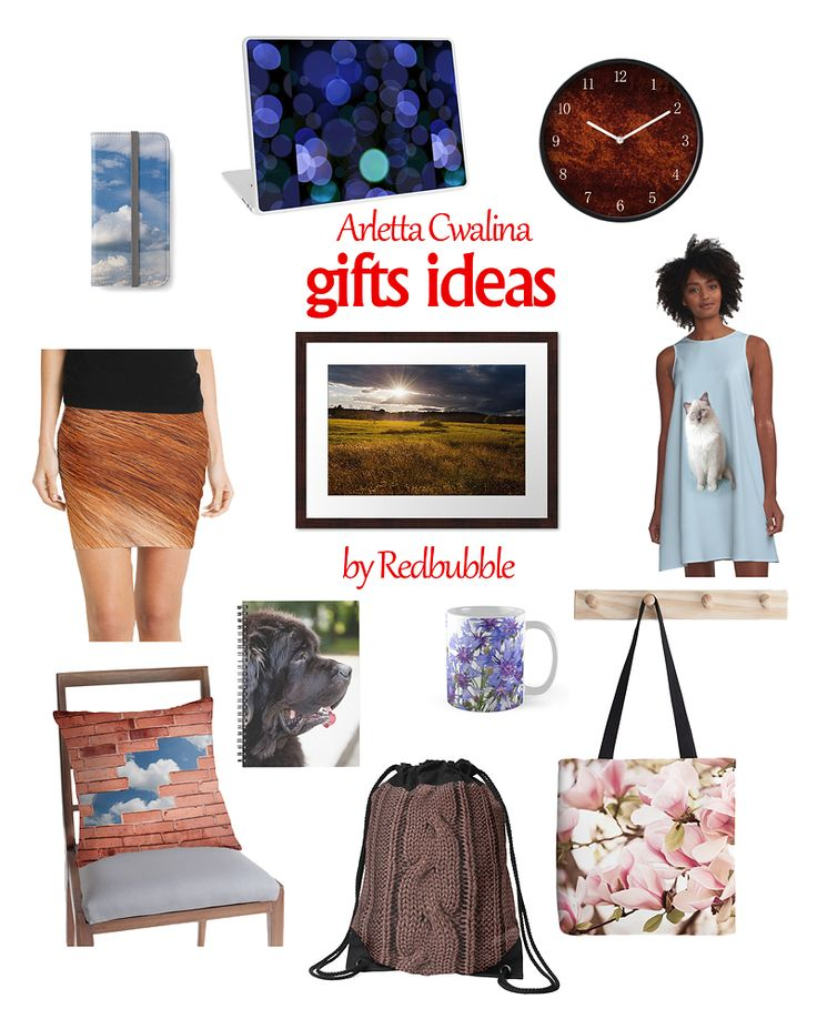 Prints and products collection from Redbubble by Arletta Cwalina. #prints #fineartprint #products #mug #canvasprint #framedprint #throwpillow #totebag #coffeemug #gifts  #giftidea #iphonecase #iphonewallet #miniskirt #dress