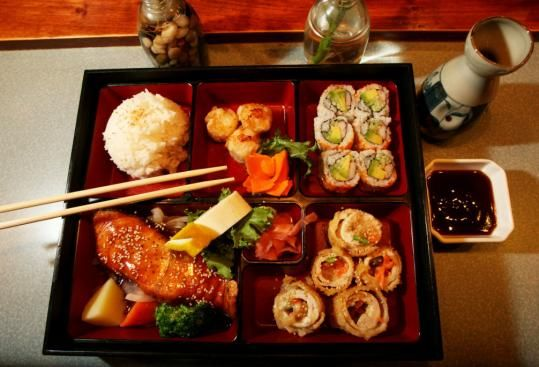 Yummmy Dinner Bento..love it!: Bento Boxes, Asian Food, Bento Ideas, Bento Craze, Dinner Bento Love, Bento Dinner, Business Professionally, Offer