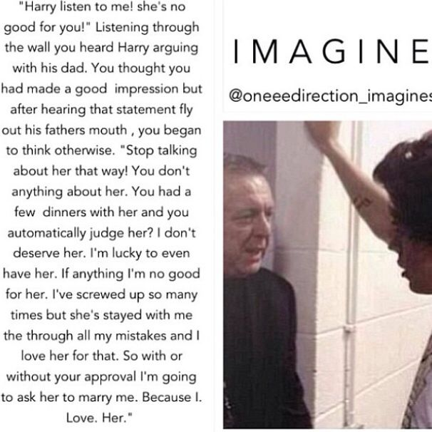 Harry Imagine One Direction And 5sos Imagines Pinterest