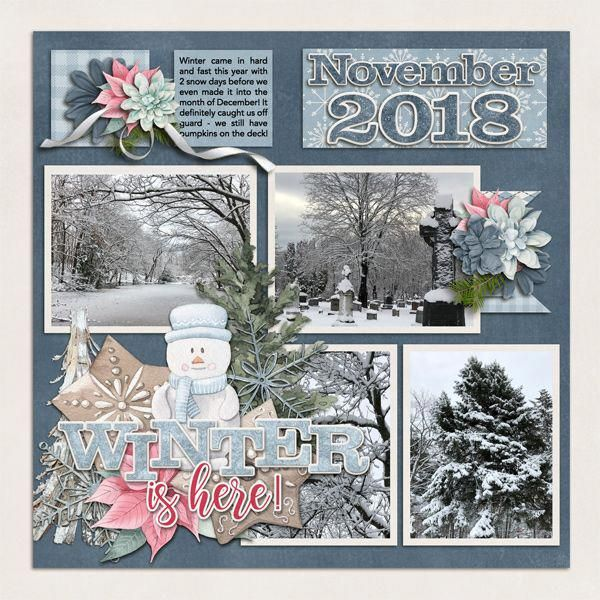 """Ittsy Bittsy Snowman 4/"""" Die Cuts Embellishments Premade Scrapbook Cards"""