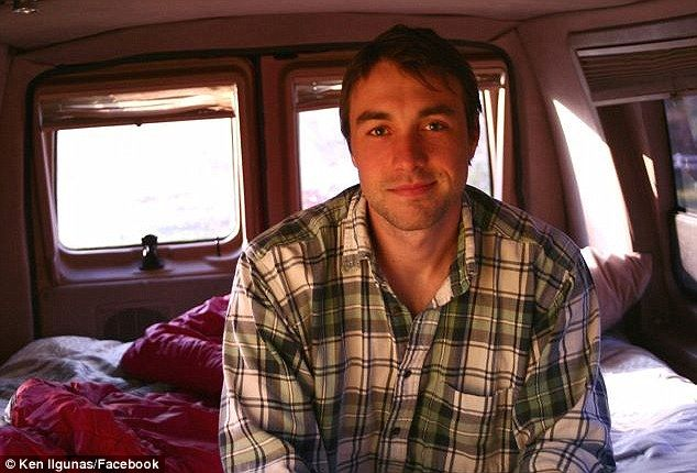 The Duke university graduate student who spent TWO YEARS living in his van so he could avoid more student loan debt