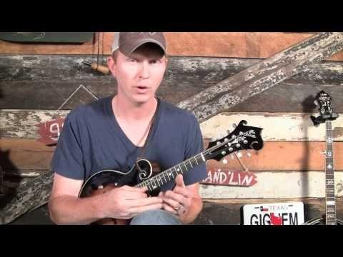 How to Play Mandolin Rhythm Chop Part 1 - YouTube