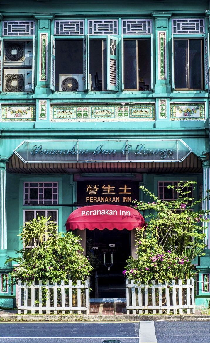 Peranakan Inn and Lounge - Singapore