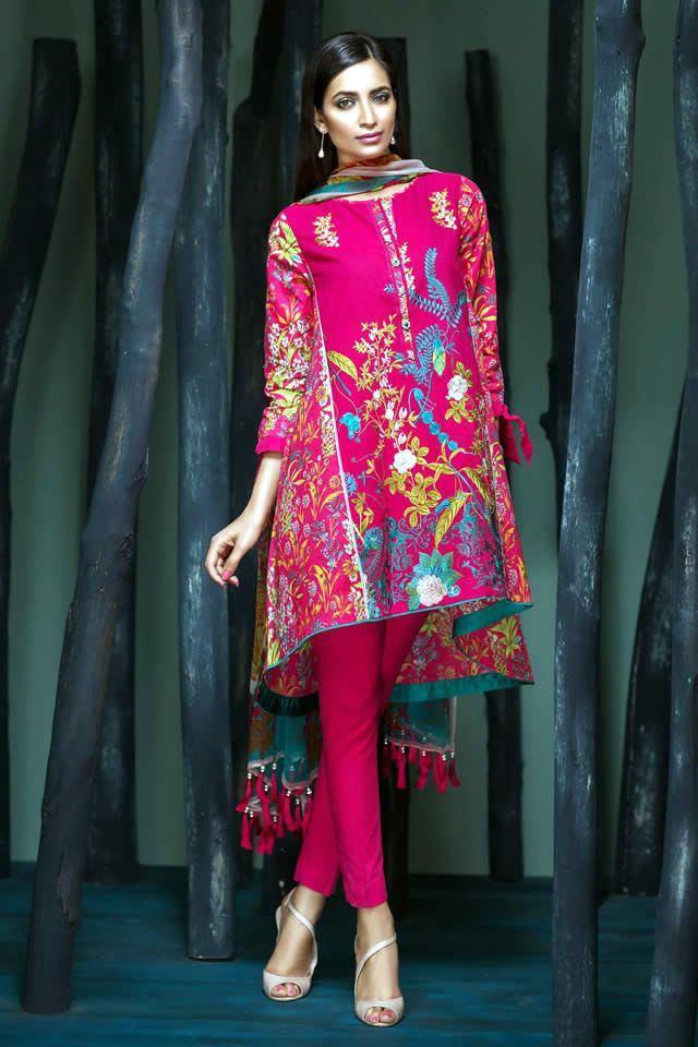 Khaadi Pakistani casual wear
