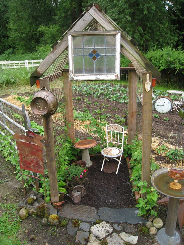 25 best pretty practical allotment ideas images on for Garden allotment ideas