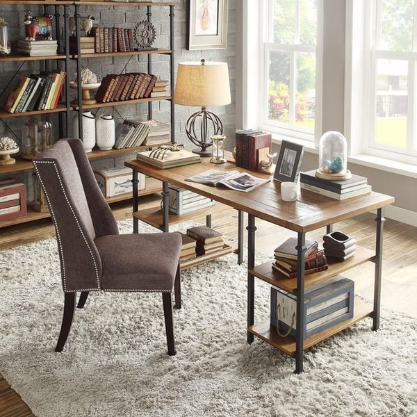 20 Of The Best Modern Home Office Ideas: Best 25+ Modern Rustic Office Ideas On Pinterest