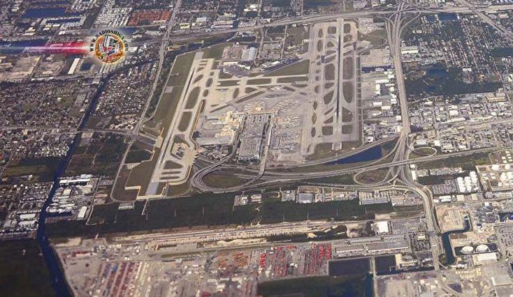 Após ataque, aeroporto de Fort Lauderdale é reaberto