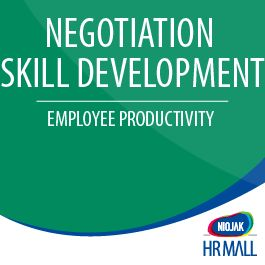 EmPerform Negotiation Skills Improvement Pack assesses and develops skills required for Negotiations in Prices, Negotiations during Talent Acquisition, Negotiation with Vendors and many more.