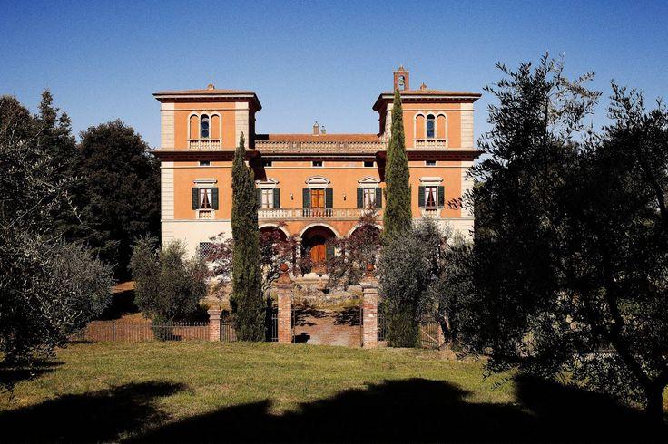 Villa Lena - Image Credit Coke Bartrina